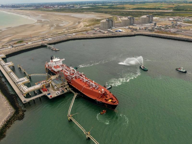 Terminal Méthanier LNG Dunkerque – Cas client